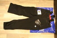 descente ski pants with bibs 36 38 40 42 spyder phenix