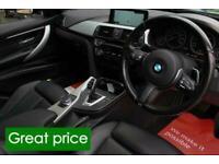 2017 67 BMW 3 SERIES 2.0 320D M SPORT 4D 188 BHP DIESEL