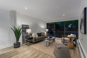 10 out 10 condo with patio on Van's coolest street on Eastside