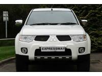 2011 Mitsubishi L200 2.5 DI-D CR Warrior LB Double Cab Pickup 4WD 4dr