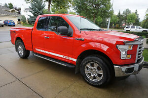 2015 Ford F-150 XLT 4x4 Supercab 5.0L V8