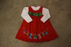 Girls 4T Christmas dresses