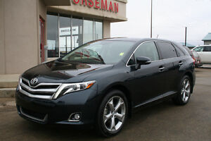 2014 Toyota Venza Limited Nav/Sunroof $29887