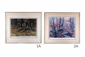 Murray Smith Dan Art Gallery Issued collectable pieces