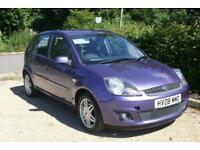 AUTOMATIC FORD FIESTA CATS GHIA done 25661 Mile with NEW MOT and SERVICE HISTORY