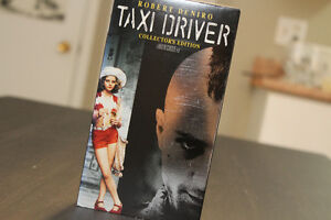 Taxi Driver (1976) VHS