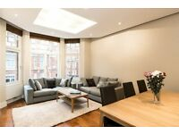 2 bedroom flat in Montagu Mansions, Marylebone, W1U