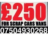 🇬🇧 07504 930268 SELL MY CAR VAN MOTORCYCLE FOR CASH BUY YOUR SCRAP essex London Kent Dg