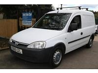 Vauxhall Combo 1700 16V 1.4 D/F One Owner Long MOT LPG White