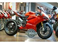 Ducati 1199R Mk 2 Example used