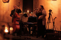 Jazz Cocktail Band for Weddings and Events