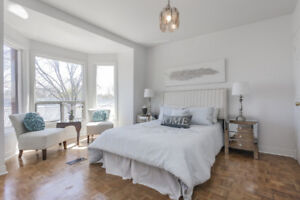Whole Floor+Loft for Rent - Dufferin/Dundas