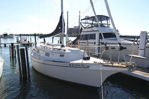 Bayfied 29 Sailboat for sale