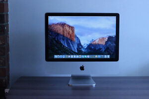 """2008 Apple iMac 20""""  / Clean and fast / Works great! / Microsoft"""