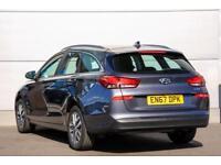 2018 Hyundai i30 1.0 T-GDi (120ps) SE Petrol grey Manual