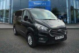 2020 Ford Transit Custom 300 L1 LIMITED 2.0 EcoBlue 130ps SWB Van with Air Con a