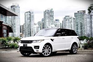 2016 Land Rover Range Rover Sport V8 Autobiography Supercharged
