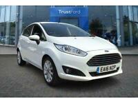 2016 Ford Fiesta 1.0 EcoBoost Titanium 5dr Automatic Automatic Hatchback Petrol