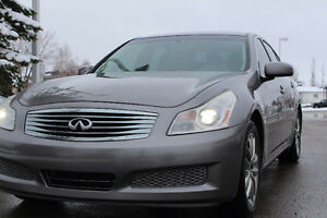 2008 Infiniti G35x Luxury *Warranty* Sedan