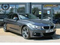 2016 BMW 4 Series 2.0 420i M Sport Auto xDrive 2dr Coupe Petrol Automatic
