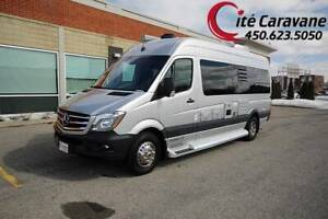 2017 Pleasure-Way Plateau TS ! RV / VR Classe B 22 pieds ! Merce