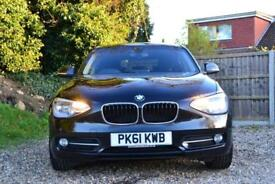 2011 BMW 1 SERIES 116I SPORT HATCHBACK PETROL