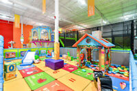 Indoor Playland for Kids & Party Places | Funvilla