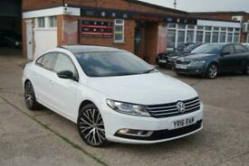image for 2016 Volkswagen CC 2.0 TDI BlueMotion Tech GT Black Edition 4dr Saloon Diesel Ma