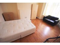 Great Double Room Available In Manor Park/Forest Gate/Zone 3/£600pm/Free Wifi