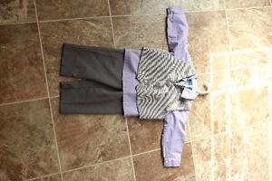 24 month 4 piece suit