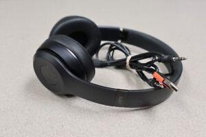 Black Beats Solo3 Wireless On-Ear Headphones (#1647)