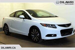 2013 Honda Civic Coupe EXL-NAVI 5AT