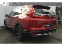 2020 Honda CR-V ESTATE 2.0 i-MMD Hybrid SR 2WD 5dr eCVT Auto SUV Petrol/Electri