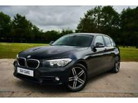 2015 15 BMW 1 SERIES 2.0 118D SPORT 5D 147 BHP DIESEL