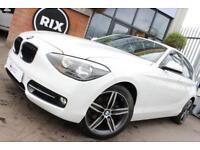 2014 14 BMW 1 SERIES 1.6 116I SPORT 5D 135 BHP