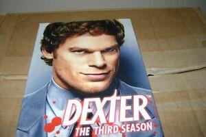 DEXTER - SEASON TWO & THREE ON DVDS Windsor Region Ontario image 3