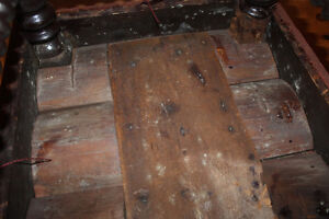 Old Antique Foot Stool London Ontario image 8