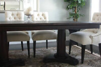 Modern Solid Wood Dining Tables