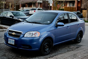 2009 Chevrolet Aveo LOW MILAGE!