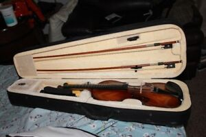 new left hand violin