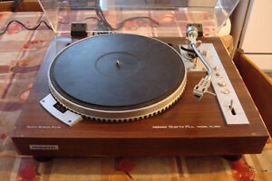 Excellente Table tournante Pioneer PL-550 Turntable - Very Rare