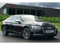 2018 Audi A5 Coup- 3.0 TFSI quattro 354 PS tiptronic Coupe Petrol Automatic
