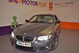 2012 BMW 3 SERIES 320D SPORT PLUS EDITION COUPE DIESEL
