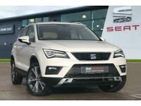 2017 SEAT Ateca SUV 1.4 EcoTSI (150ps) SE Technology 5-Door Auto Estate Petrol A