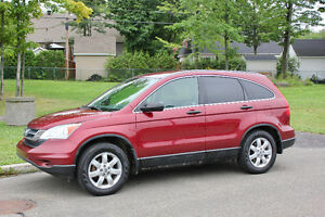 2010 Honda CR-V LX-AWD