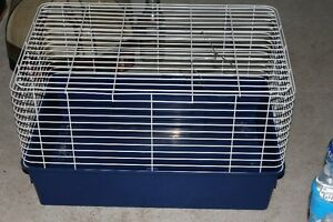 Guinea Pig 0r Small animal cage complete  Couple  months old