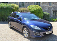 Mazda Mazda6 2.2D 180ps Sport, Estate, 117k Miles FULL MAZDA HISTORY, 2 OWNER