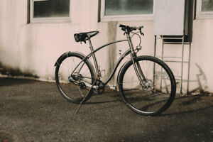 Budnitz Bicycles Custom No.1 (Titanium)