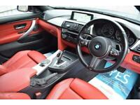 2018 BMW 4 SERIES GRAN COUPE 3.0 440i M Sport Gran Coupe Auto (s/s) 5dr Hatchbac
