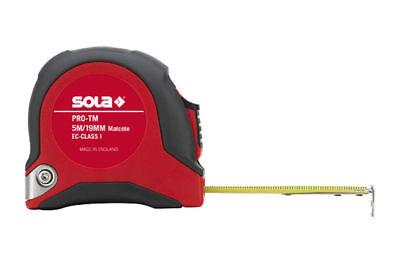 Sola Rollbandmaß PRO-TM 8 m (Maßband Sola)